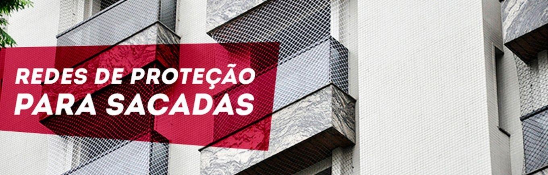 Arte paulista - Redes de Proteção para Sacadas