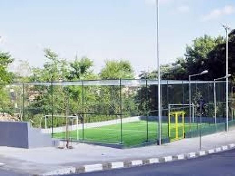 Distribuidor de Rede de Proteção para Quadras em SP no Jardins - Rede para Cobertura de Campo Society