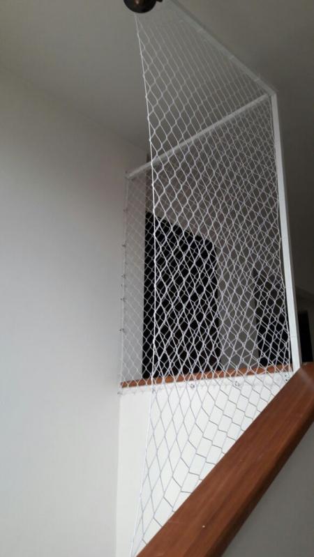 Instalação e Manutenção de Rede de Proteção no Jardim Paulistano - Instalação de Rede de Proteção para Sacada