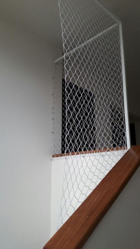 Instalação e Manutenção de Redes de Proteção Preço Vila Sabará - Instalação de Redes de Proteção em Apartamentos