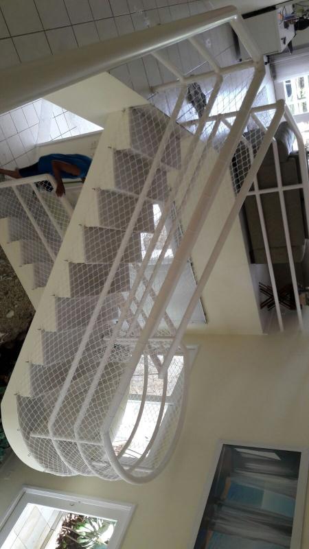 Onde Encontrar Rede de Proteção para Escada no Ibirapuera - Rede de Proteção para Escada