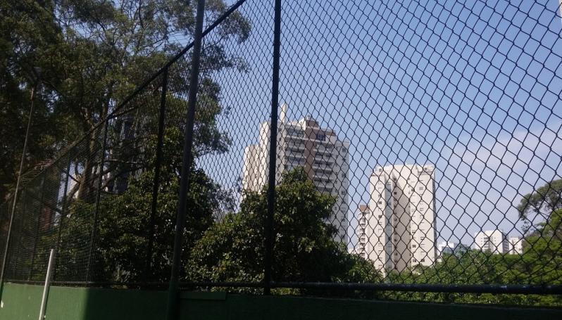 Onde Encontrar Redes de Proteção para Quadras em São Paulo Moema - Rede para Cobertura de Campo Society