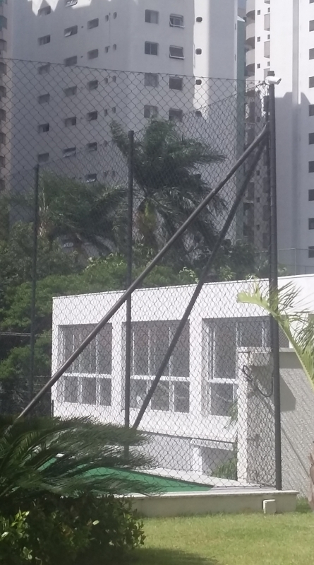 Onde Encontrar Redes de Proteção para Quadras Poliesportivas no Bairro do Limão - Rede para Cobertura de Campo Society