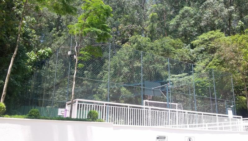 Onde Encontrar Redes de Proteção para Quadras no Jardim Bom Clima - Rede para Cobertura de Quadra