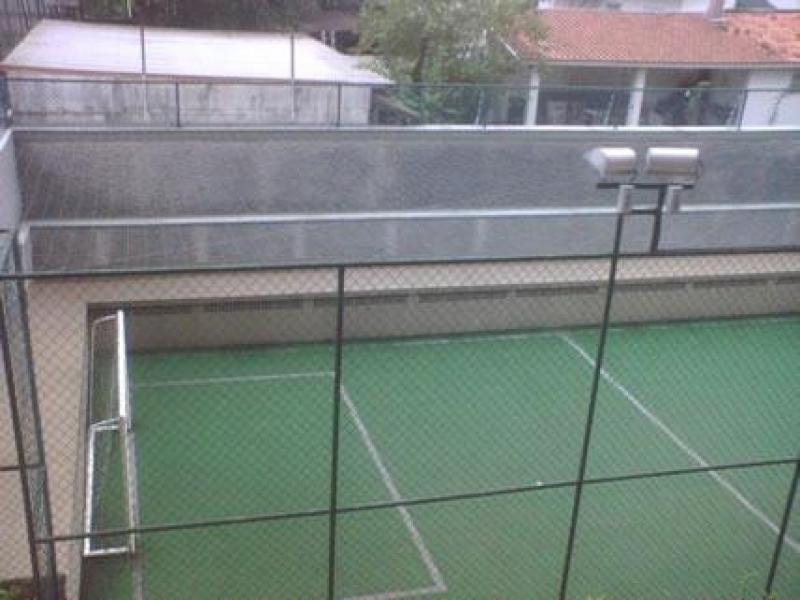 Onde Encontrar Tela de Nylon para Quadra Esportiva no Itaim Bibi - Tela de Proteção para Quadra de Tênis