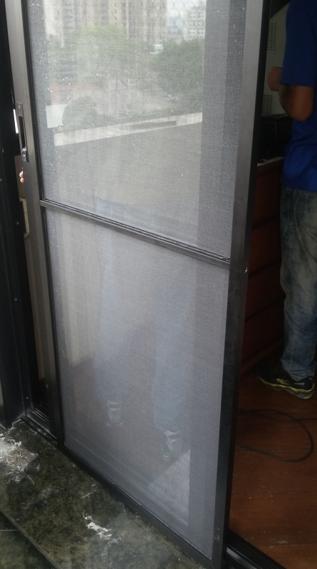 Onde Encontrar Tela Mosqueteira para Sacada em São Bernardo do Campo - Tela Mosquiteiro com Velcro