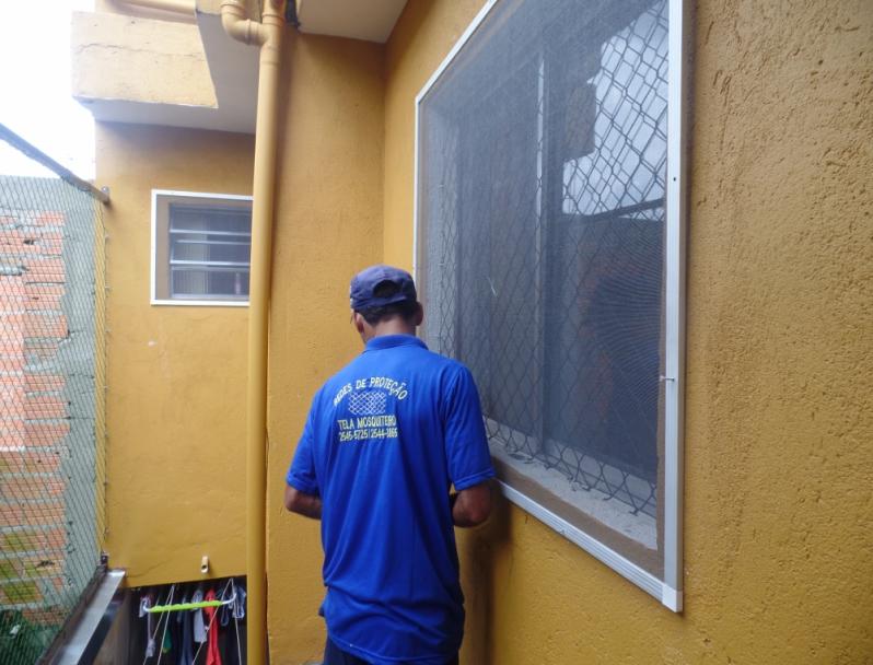 Onde Encontrar Tela Mosquiteiro para Janela Marginal Pinheiros - Tela Mosquiteiro para Sacada