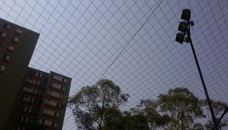 Quanto Custa Redes de Proteção para Quadras em São Paulo no Hipódromo - Rede de Proteção para Campo de Futebol