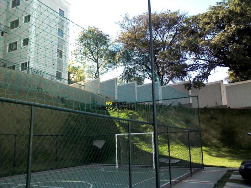 Quanto Custa Tela de Nylon para Quadra Esportiva Conjunto Residencial Sabará - Tela de Proteção para Quadra de Futsal