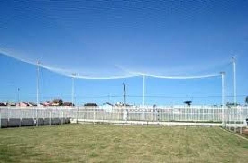 Quanto Custa Tela de Proteção para Quadra Esportiva Vila Cruzeiro do Sul - Tela de Proteção para Quadra Esportiva