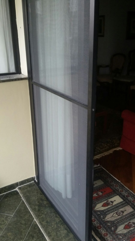 Quanto Custa Tela Mosqueteira Protetora no Jardim das Bandeiras - Tela Mosquiteiro com Velcro