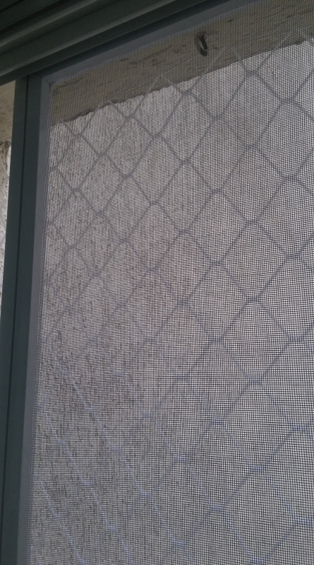 Quanto Custa Tela Mosquiteiro com Velcro no Tatuapé - Tela Mosqueteira de Nylon