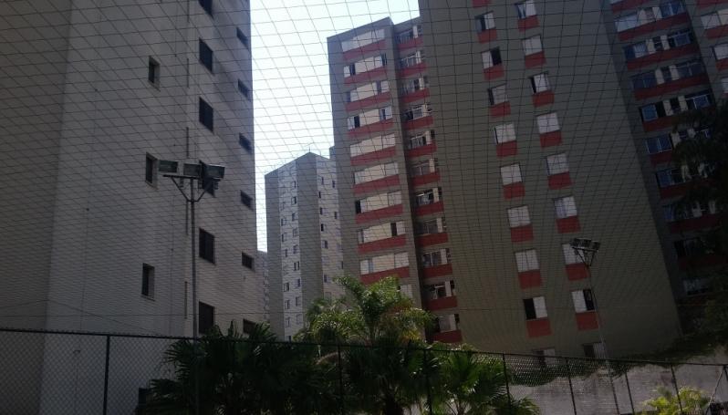 Rede de Proteção para Quadras em São Paulo na Pedreira - Rede de Proteção para Campo de Futebol