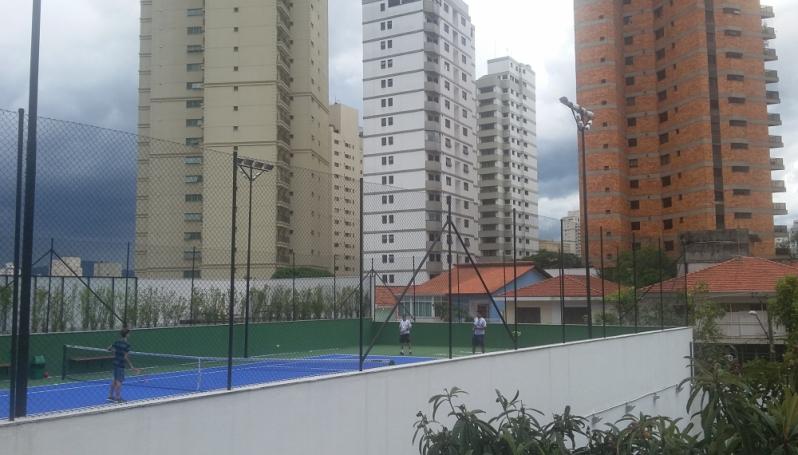 Rede de Proteção para Quadras Poliesportivas no Rio Pequeno - Rede para Cobertura de Campo Society