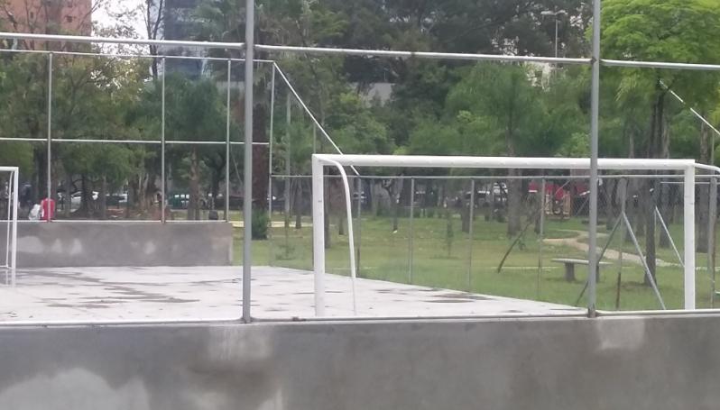 Redes de Proteção para Quadras Preço na Cidade Leonor - Rede para Cobertura de Campo Society