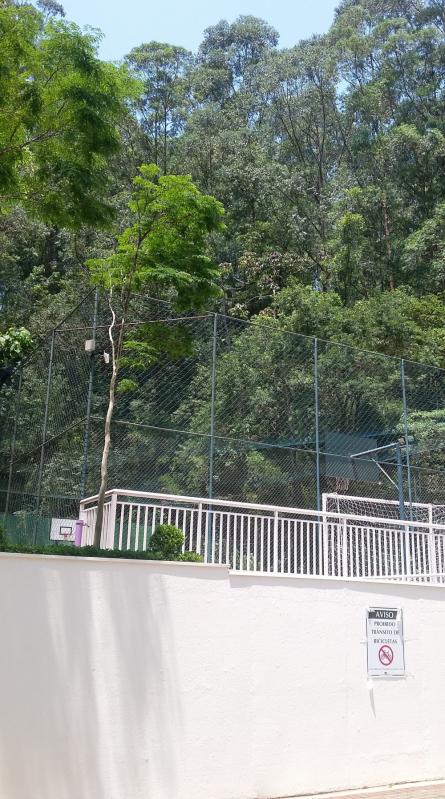 Redes de Proteção para Quadras na Vila Madalena - Rede para Cobertura de Campo Society