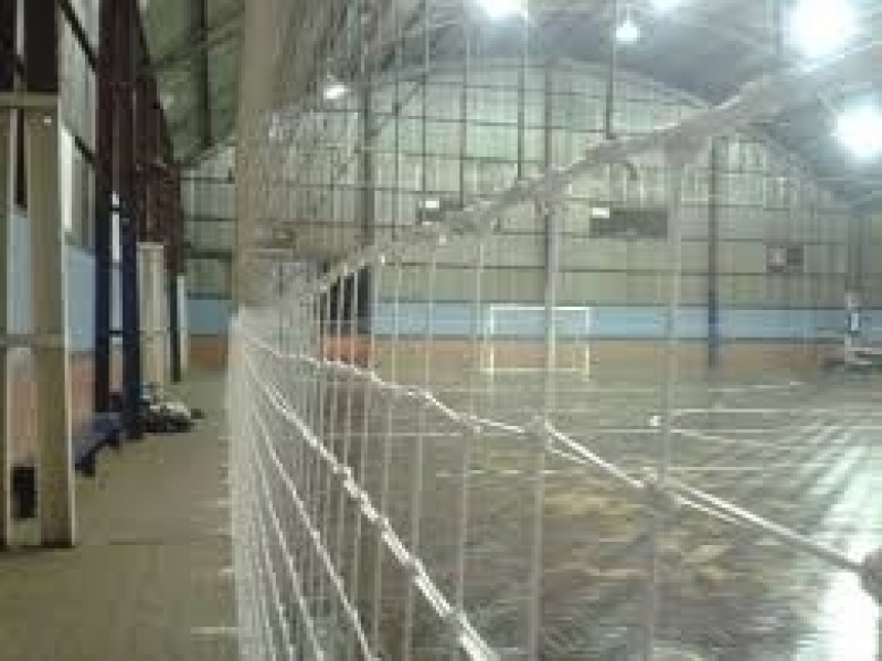 Redes para Cobertura de Campo Society em Higienópolis - Rede para Cobertura de Campo Society