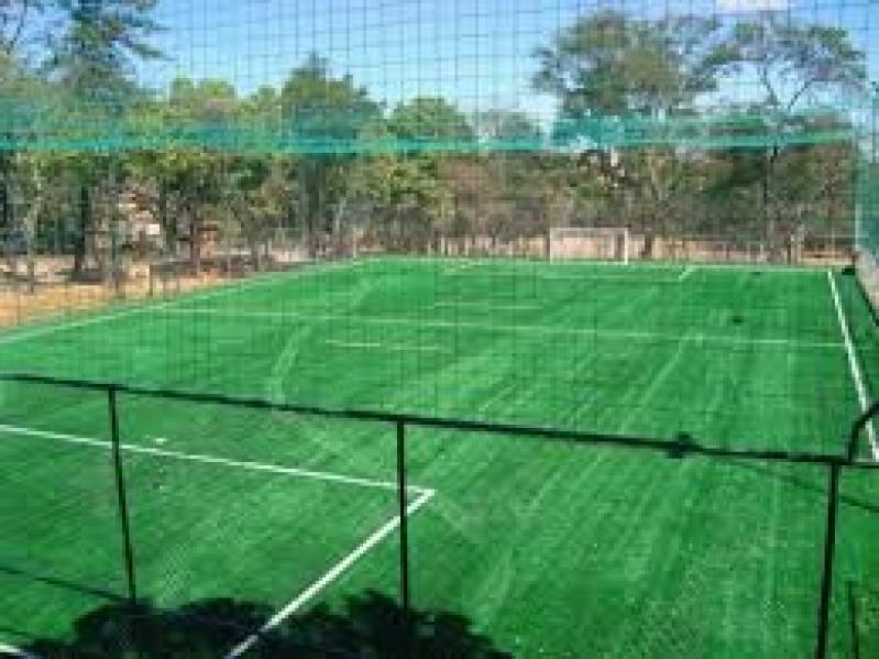 Tela de Nylon para Quadra na Vila Parque Jabaquara - Tela de Proteção para Quadra de Futebol