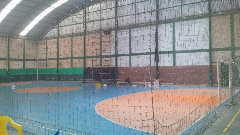 Tela de Proteção para Campo de Futebol Preço em Sapopemba - Tela de Proteção para Quadra
