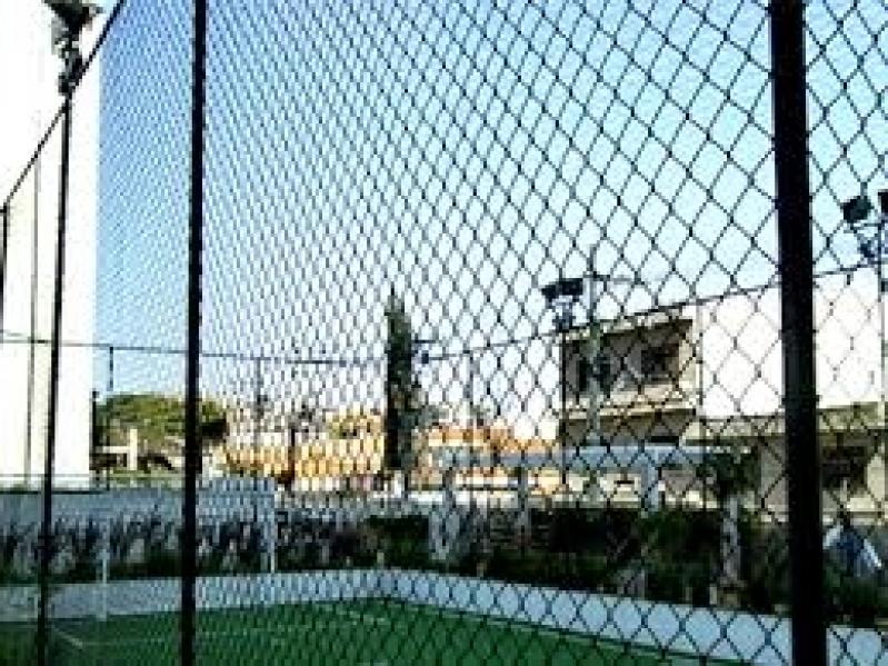 Tela de Proteção para Quadra Esportiva no Ibirapuera - Tela de Proteção para Quadra de Tênis