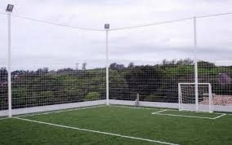 Tela de Proteção para Quadras em SP no Morumbi - Tela de Proteção para Quadra de Tênis