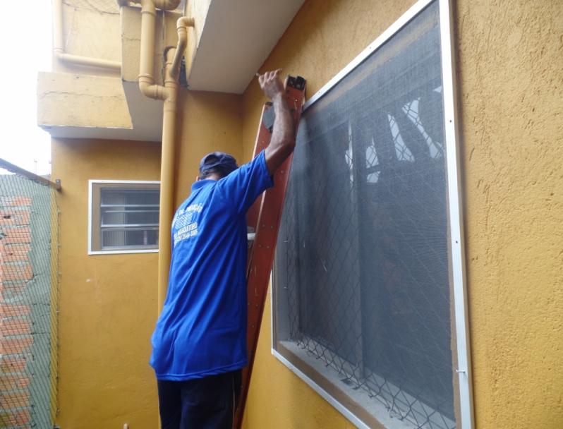 Tela Mosquiteiro para Janelas na Vila Prudente - Tela Mosqueteira para Varanda