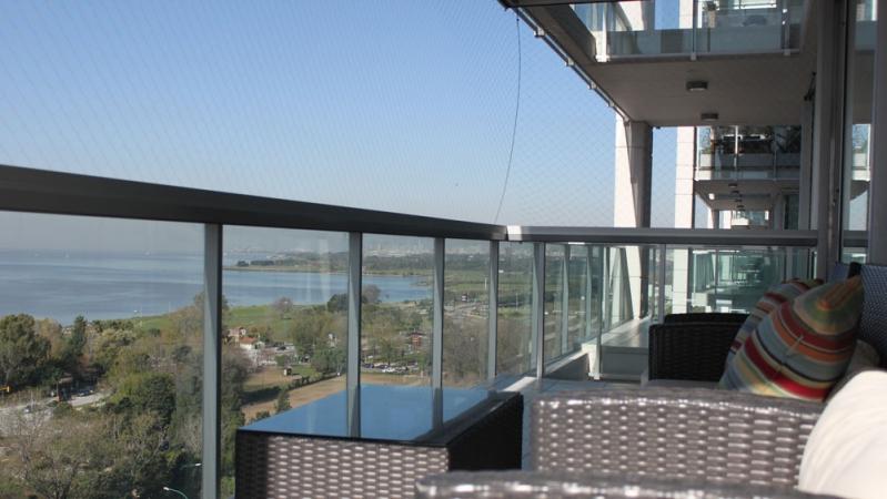 Tela Protetora para Sacada Residencial em Cotia - Tela Protetora para Sacada Residencial