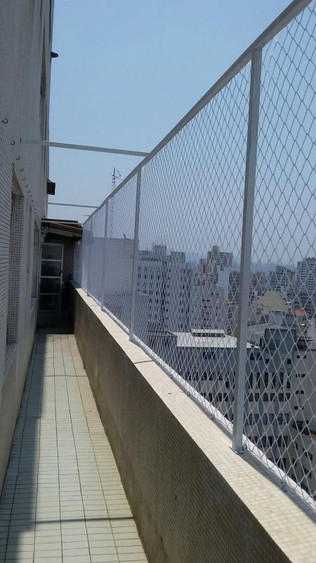 Telas de Proteção para Escadas Moema - Tela de Proteção para Pombos