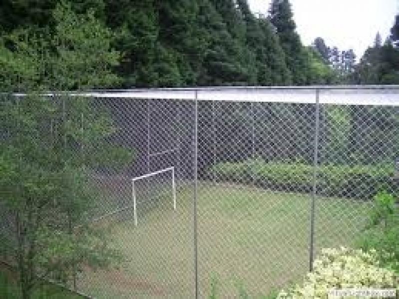 Telas de Proteção para Quadra de Tênis no Ibirapuera - Tela de Proteção para Quadra de Futsal