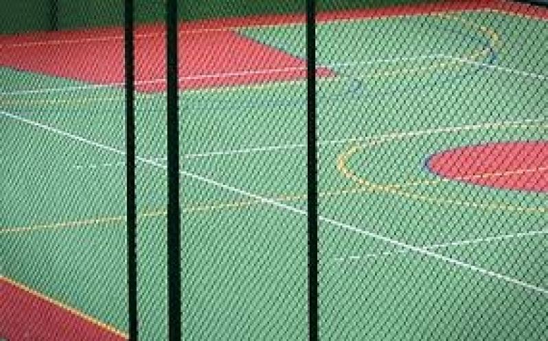 Telas de Proteção para Quadras em São Paulo no Jardim Bom Clima - Tela de Proteção para Quadra de Futebol