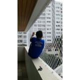 distribuidor de rede para proteção de sacadas Porto Macuco