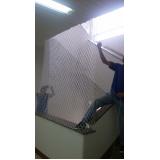 distribuidor de rede proteção apartamento José Menino