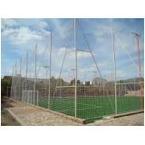 fábrica de redes de proteção para quadras esportivas em Pinheiros