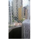 instalação de rede de proteção para sacada preço em Santo André