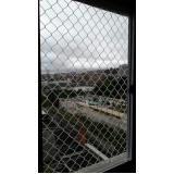 instalação de redes de proteção em prédios preço em Barueri