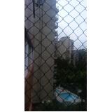 instalação de redes de proteção em prédios no Grajau