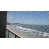 instalação de redes e telas de proteção preço no Parque São Rafael