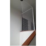 instalação e manutenção de rede de proteção na Vila Mascote