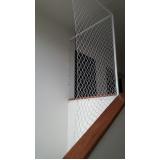 instalação e manutenção de redes de proteção preço Vila Sabará