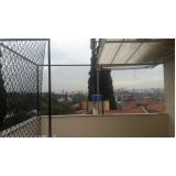 instalação de redes de proteção em apartamentos