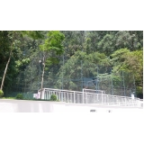 onde encontrar redes de proteção para quadras na Vila Clara
