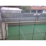 onde encontrar tela de nylon para quadra esportiva na Vila Guilherme