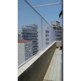 onde encontrar tela de proteção para escadas no Jardim Bom Clima