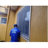 onde encontrar tela mosqueteira para janela em Taboão da Serra