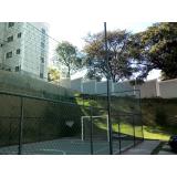 onde encontrar telas para quadras em São Paulo no Arujá