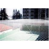 onde encontro fábrica de redes de proteção para quadras esportivas em Barueri
