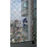 proteção com redes preço na Vila Clara