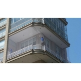 quanto custa instalação de redes de proteção em apartamentos na Chácara Klabin