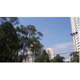 quanto custa rede de proteção para quadra de futebol no Jardim São Paulo