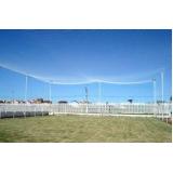 quanto custa tela de proteção para quadra esportiva no Jardim Bom Clima